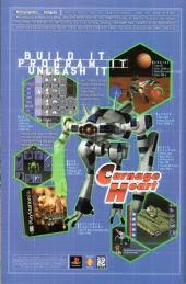 Verso de Fantastic Four (1996) -6- Retribution