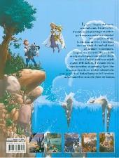 Verso de Gargouilles -6- Le Livre des Mages