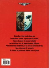 Verso de Dallas Barr -1- Immortalité à vendre