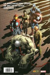 Verso de Ultimates (Marvel Deluxe) -2- Secret d'État