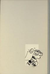 Verso de Les collectionneurs (Delporte/Jannin) -TL- Les collectionneurs