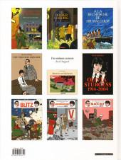 Verso de Blitz (Rivière/Floc'h) -3- Black Out et autres histoires du Blitz