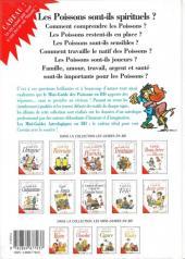 Verso de Le mini-guide -12- Le mini-guide des Poissons