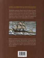 Verso de Radisson -1- Fils d'Iroquois