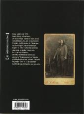 Verso de Black Hills 1890 -INT- Black Hills