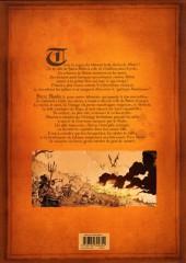 Verso de La légende dorée -2- La chevauchée des coquadrilles