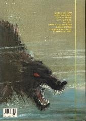 Verso de Le soleil des Loups -1- Le soleil des loups
