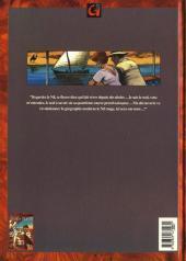 Verso de Voyages en Amertume -2- Quand le Nil deviendra rouge