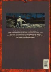 Verso de Voyages en Amertume -1- La perle de Marka