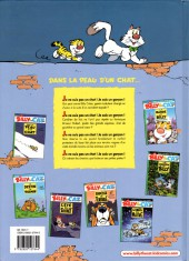 Verso de Billy the Cat -7- La Bande à Billy
