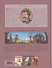 Verso de Tom Sawyer (Les Aventures de) (Lefèbvre/Morvan/Voulyzé) -3- Volume 3