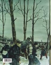 Verso de Notre Mère la Guerre -1- Première complainte