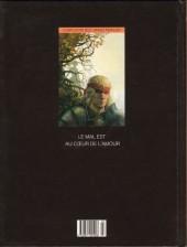 Verso de Complainte des Landes perdues -3- Dame Gerfaut