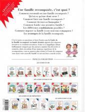 Verso de Le guide -32- Le guide de la famille recomposée