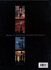 Verso de Cassio -3- La troisième plaie