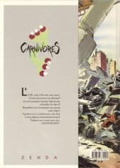 Verso de Carnivores -2- Xiao