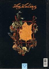 Verso de Les lutins -4- Puckwoodgenies - Seconde partie
