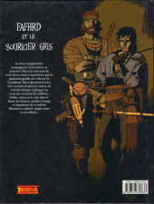 Verso de Le cycle des épées -3- Le Prix de l'oubli