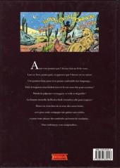 Verso de Dinosaur Bop -2- La caverne des cœurs brisés