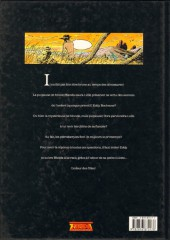 Verso de Dinosaur Bop -1- L'odeur des filles