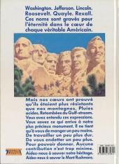 Verso de Liberty - Martha Washington -3- Forêts