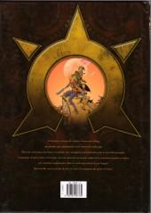 Verso de Les naufragés d'Ythaq -7- La marque des Ythes