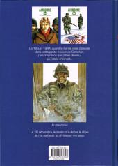 Verso de Airborne 44 -1- Là où tombent les hommes