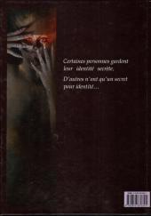 Verso de Orchidée noire -2- Asile