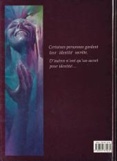 Verso de Orchidée noire -3- Paradis