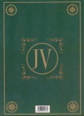 Verso de Jules Verne - Voyages extraordinaires -5- Aventures de trois russes et de trois anglais dans l'afrique australe - Partie 1/2 - L'expédition