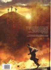 Verso de Le testament des siècles -2- La pierre de Iorden