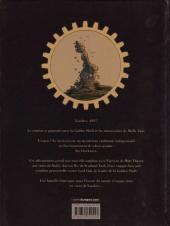 Verso de Clockwerx -2- Déluge