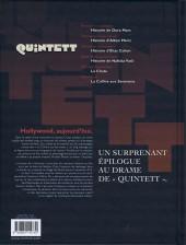 Verso de Quintett -HS- La Colline aux Serments