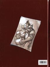 Verso de Litteul Kévin -8n&b- Tome 8