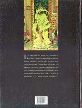 Verso de Chroniques de la Lune Noire -7- De Vents, de Jade et de Jais