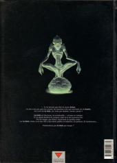 Verso de Chroniques de la terre fixe - Nocturnes