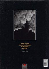 Verso de Cromwell Stone - Tome 1a1990