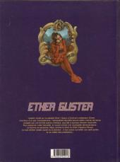 Verso de Ether Glister -1- Catharzie
