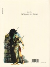 Verso de Marada la louve (L'odyssée de) -1- Marada la louve