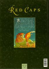 Verso de Red Caps -1- La meute noire
