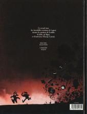 Verso de Lapinot (Les formidables aventures de) -5- Pichenettes