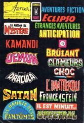 Verso de Frankenstein (Arédit - Comics Pocket) -8- La mère du monstre