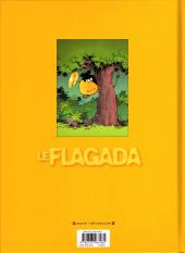 Verso de Le flagada - Nouvelle série -2- L'île recto-verso