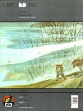Verso de Les colonnes du ciel -1- La saison des loups