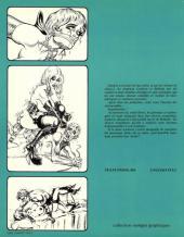 Verso de Les aventures de Ludovic et Belinda -2- Le Secret de Belinda