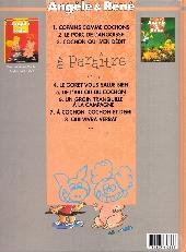 Verso de Angèle & René -3- Cochon qui s'en dédit
