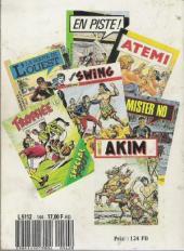Verso de Akim (1re série) -Rec144- Album N°144 (du n°697 au n°700)