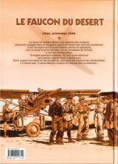 Verso de Le faucon du désert -1- Martuba Airfield