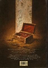 Verso de La licorne -3- Les Eaux noires de Venise