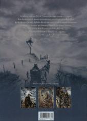 Verso de Le malvoulant -3- Le Carnet